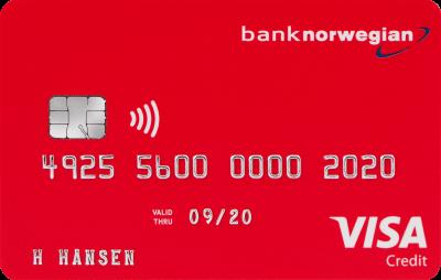 Kreditkort fordele