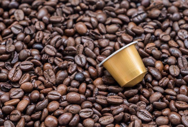Nespresso maskine og kapsler tilbud