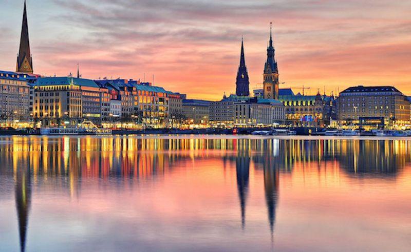 Billigt hotel Hamburg